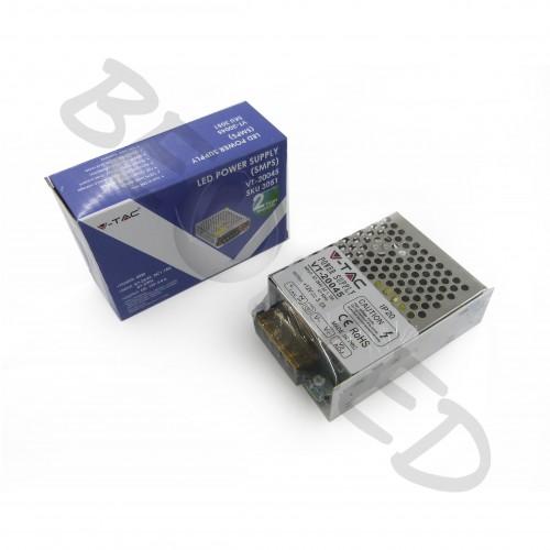Fuente de Alimentación 45W 12V 3.8A Metal