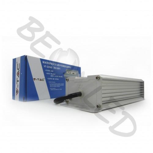Fuente de Alimentación 60W 12V 5A IP45 Impermeable