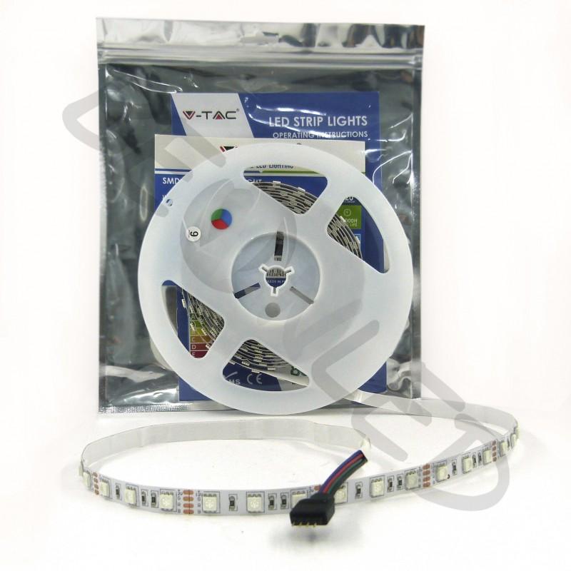 10.8W SMD5050 60Led/m RGB IP20