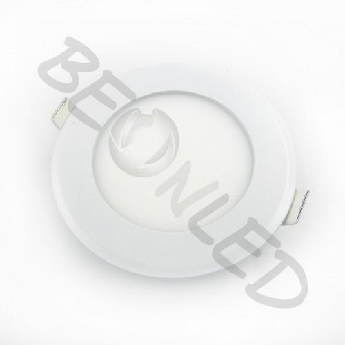 6W Minipanel Led Redondo Luz Neutra