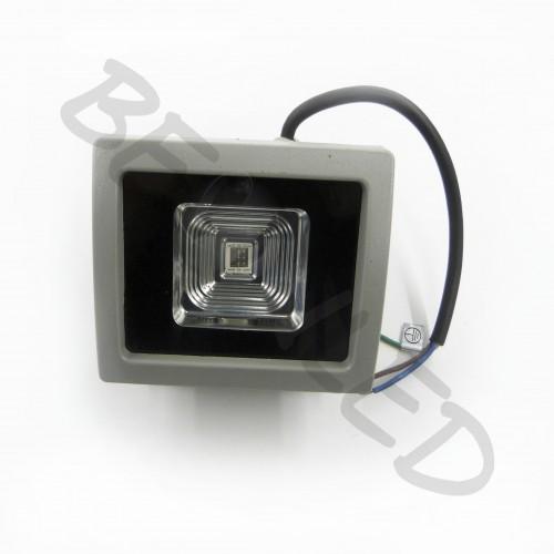 10W Clásico Gris RGB Frío con infrarrojo