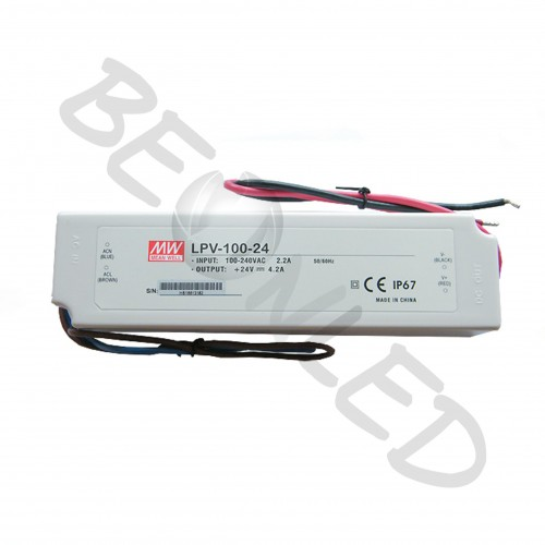 Fuente Alimentación MEAN WELL 100W 12V