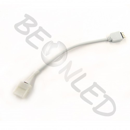 Conector Flexible RGB Con Pin