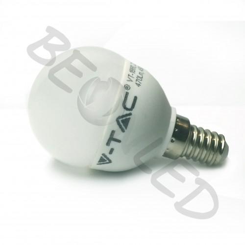 6W E14 P45 Luz Fría 470 Lm