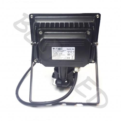 20W Proyector con Sensor de Movimiento Frío