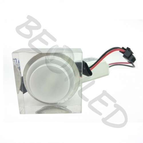Panel Downlight Cuadrado 1W