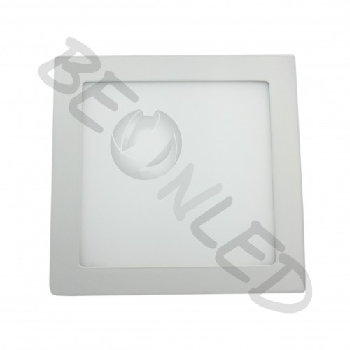 18W Minipanel Led Cuadrado Luz Neutra