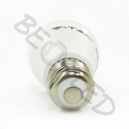 9W E27 A60 Termoplástica Luz Neutra Regulable 806Lm