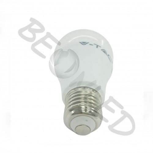 7W E27 A60 Termoplástica Luz Neutra Regulable 470Lm