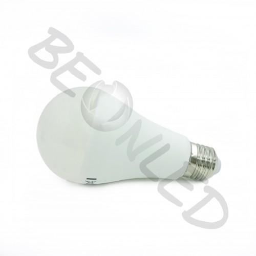 17W E27 A65 Termoplástica Luz Fría