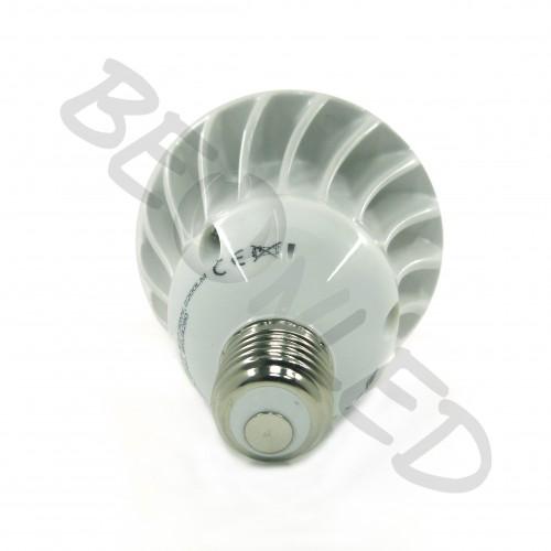 30W E27 A120 Cuerpo Aluminio Luz Fría