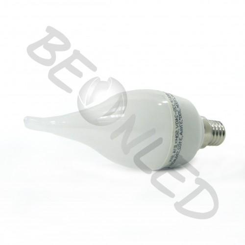 4W E14 Vela Flame Luz Nuetra