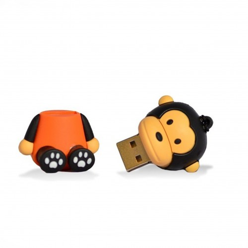 Pen Drive Tech One Tech El Mono Sentado POLPOL 16GB USB 2.0