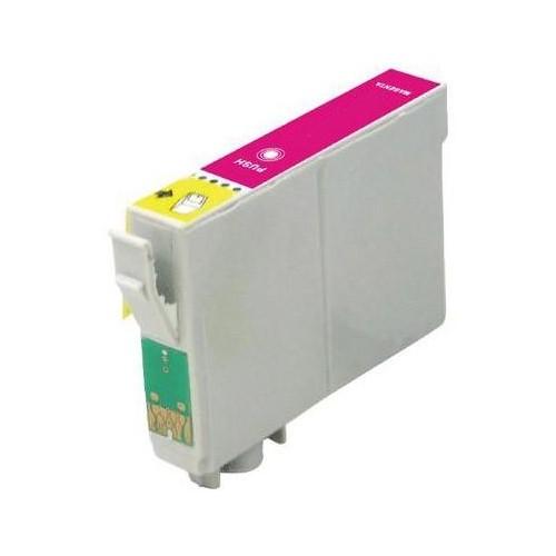 Cartucho EPSON T0713 Magenta Compatible