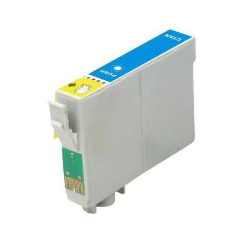 Cartucho EPSON T0712 Azul Compatible