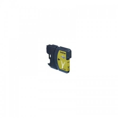 Cartucho BROTHER LC1100Y-R Amarillo Compatible