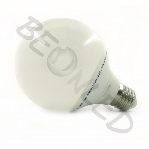 10W E27 G95 Globo Luz Fría 810Lm