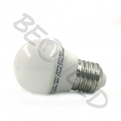 3W E27 G45 Bombilla LED Luz Fría 250 Lúmenes