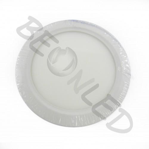 15W Minipanel Redondo Luz Cálida 120º Samsung Led