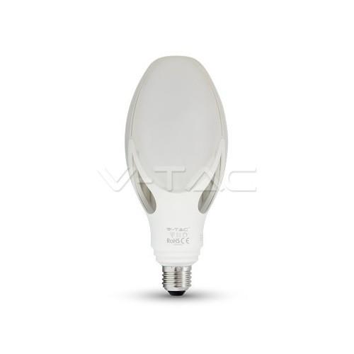 40W E27 ED-90 Bombilla LED Luz Fría 3500Lm