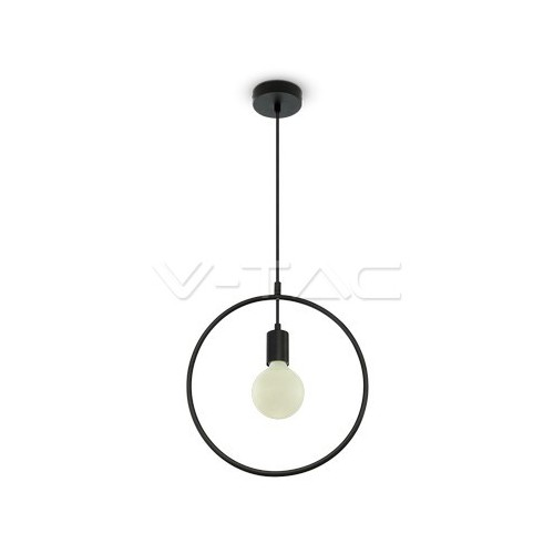 Lámpara de Suspensión para Bomb. LED E27 Geometric