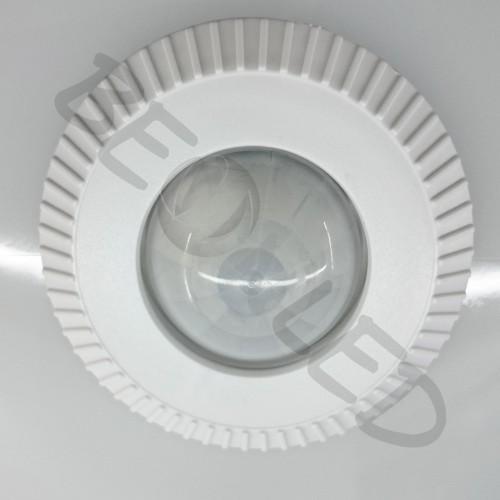 Plafón con Sensor 12W Luz Neutra