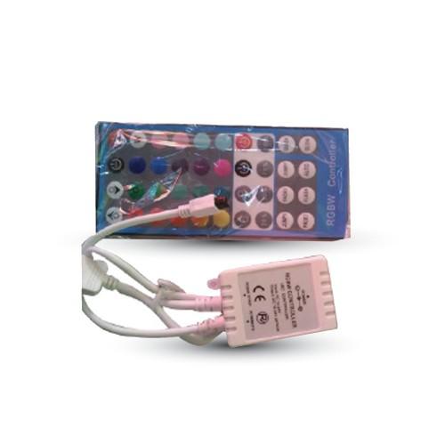 Controlador Tira led RGB + Blanco ( para Tira LED VTA2159 )