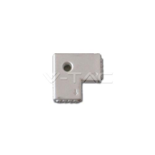 Conector Tira Led en L Led 5050