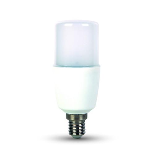 9W E14 T37 Termoplastica Luz Neutra 750 Lm