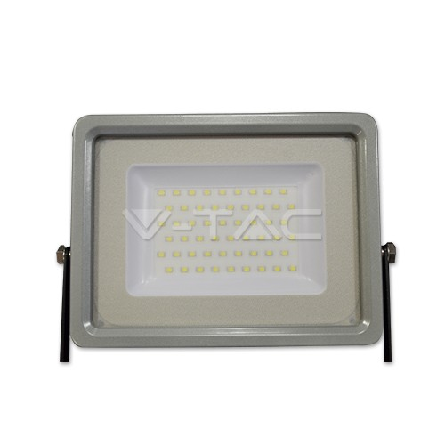 50W Proyector LED Gris Luz Neutra