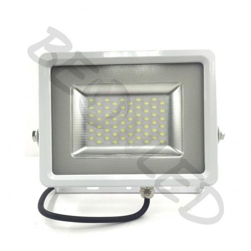50W Proyector LED Blanco Luz Fría (6400K)