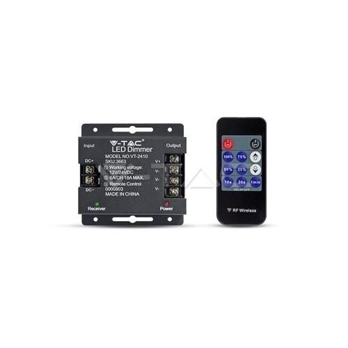 Controlador Remoto RF DIMMER 1 Color