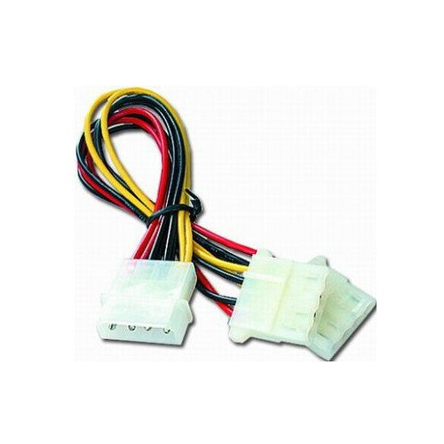 Cable Power Y  2x 4Pin Molex