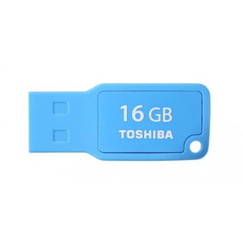 Pendrive Toshiba 16GB MIKAWA CYAN USB