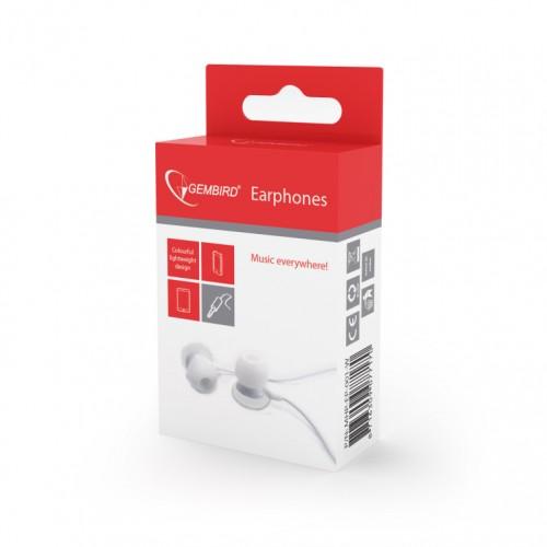 Auriculares Ear-In Blanco