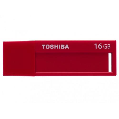 USB Toshiba 16GB Rojo Daichi 3.0