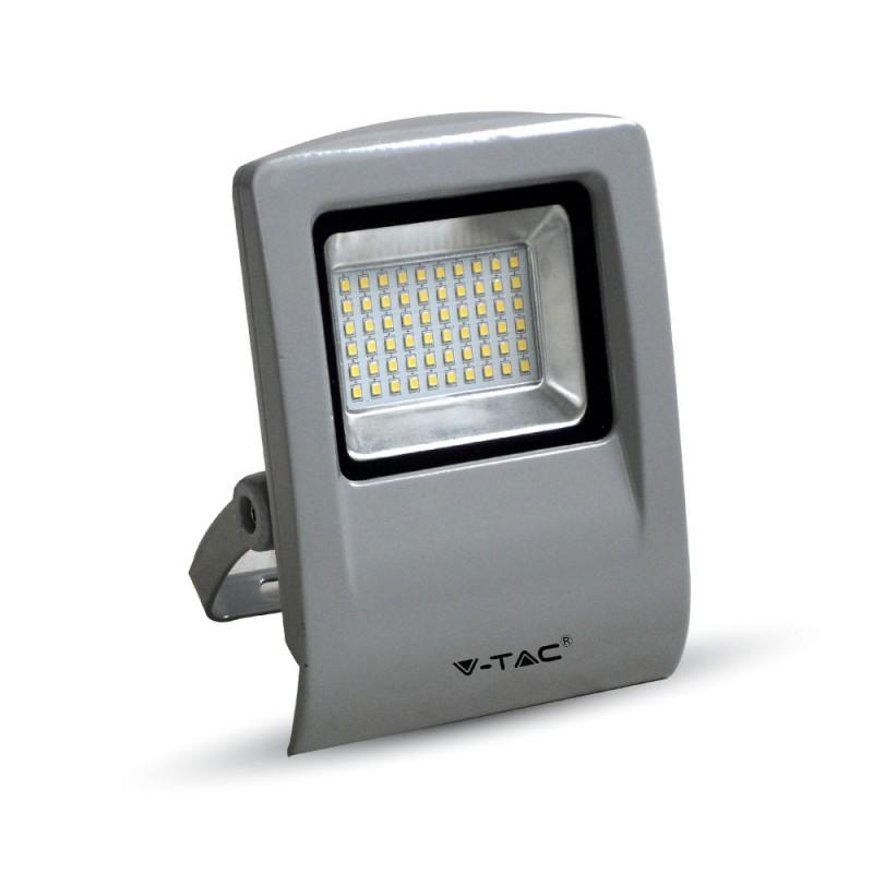30W Proyector LED Luz Fría ITALIAN DESIGN