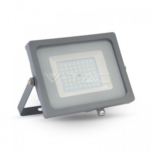50W Proyector LED Gris Luz Fría