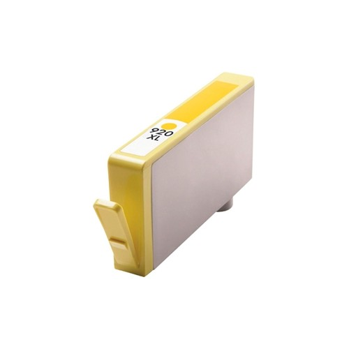 Cartucho HP 920XL Amarillo Compatible