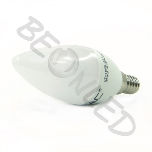 3W Bombilla LED Vela E14 Luz Neutra