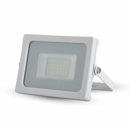 20W Proyector LED Gris Luz Fría