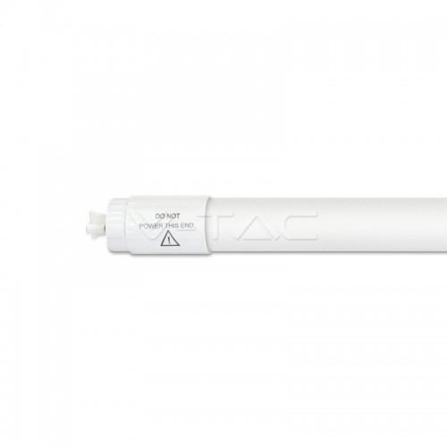 Tubо LED T8 18W - 120 cm Nano Plástico sin Rotación Blanco Natural