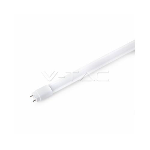 Tubo LED T8 18W 2300 lm - 120 cm Cristal sin rotación Blanco Frío